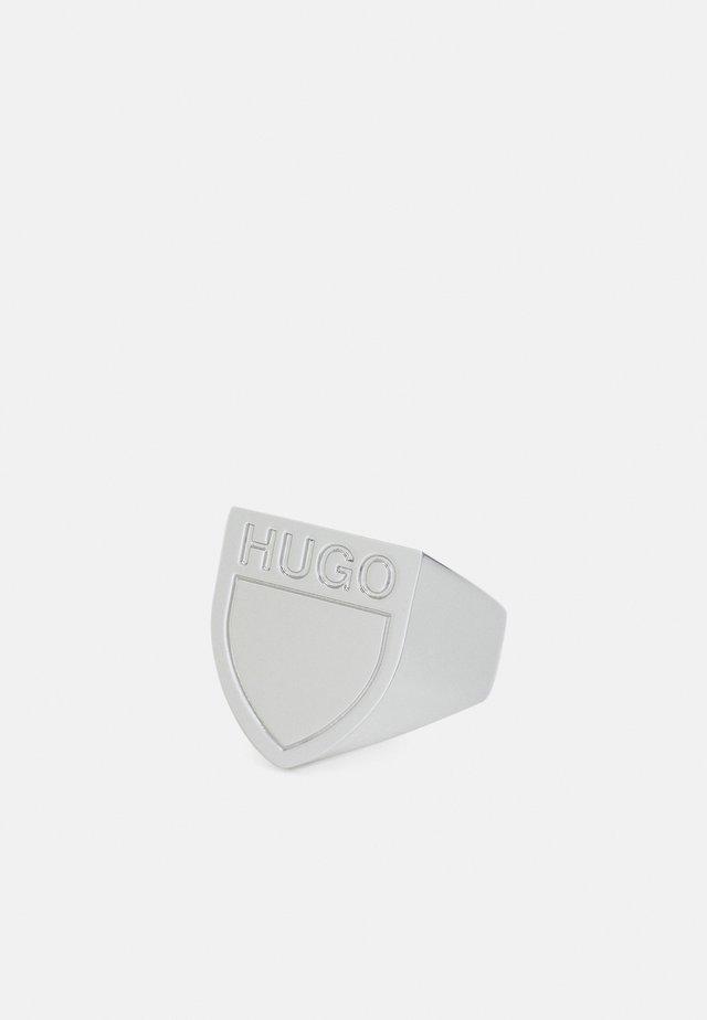 E-SIGNET - Anello - silver-coloured