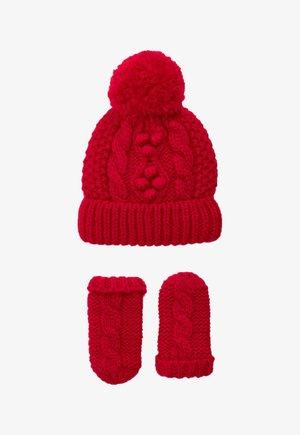 2PIECE  - Gloves - red
