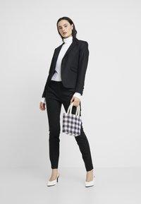 Mos Mosh - ABBEY PANT  - Kalhoty - black - 1