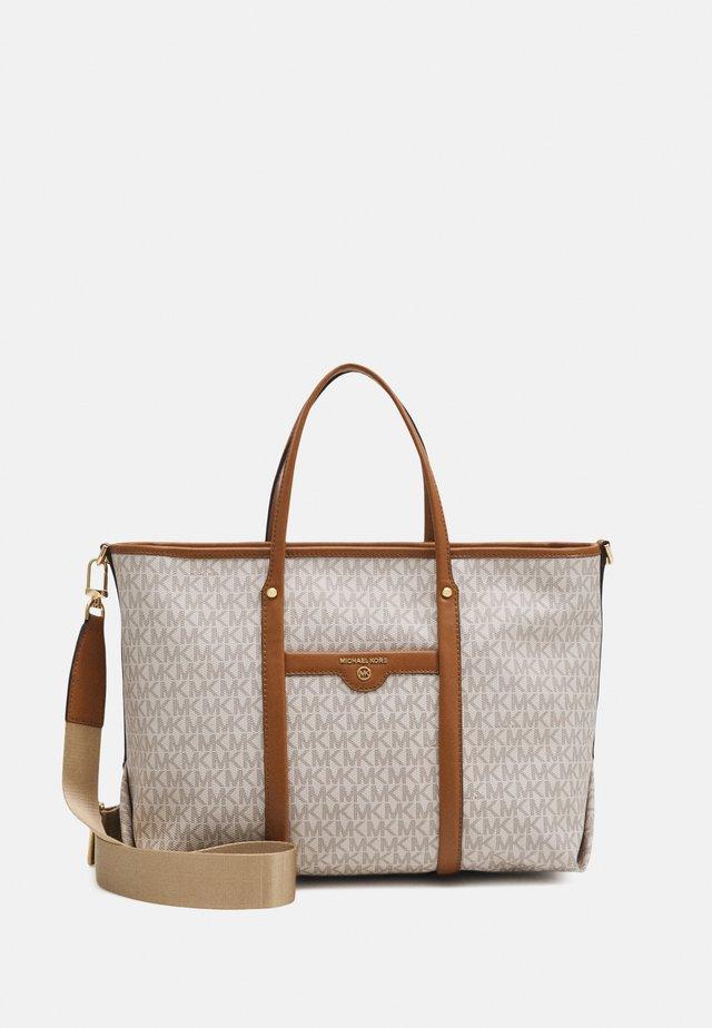 BECK TOTE - Handbag - vanilla