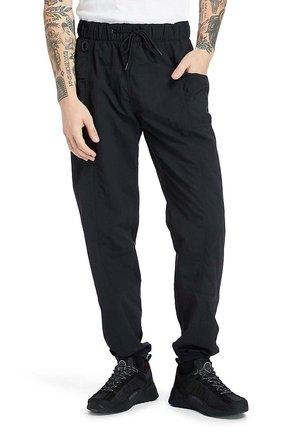 Pantalones montañeros largos - black