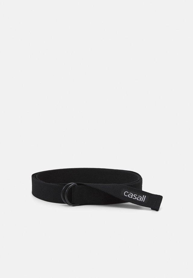 CASALL YOGA STRAP UNISEX - Fitness/jóga - black