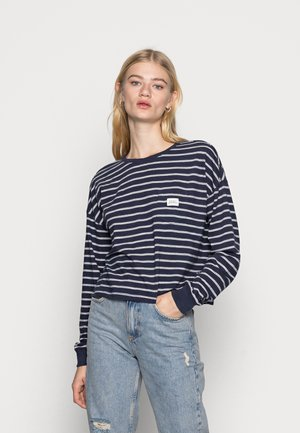 JUST LIKE THAT - Long sleeved top - mood indigo double