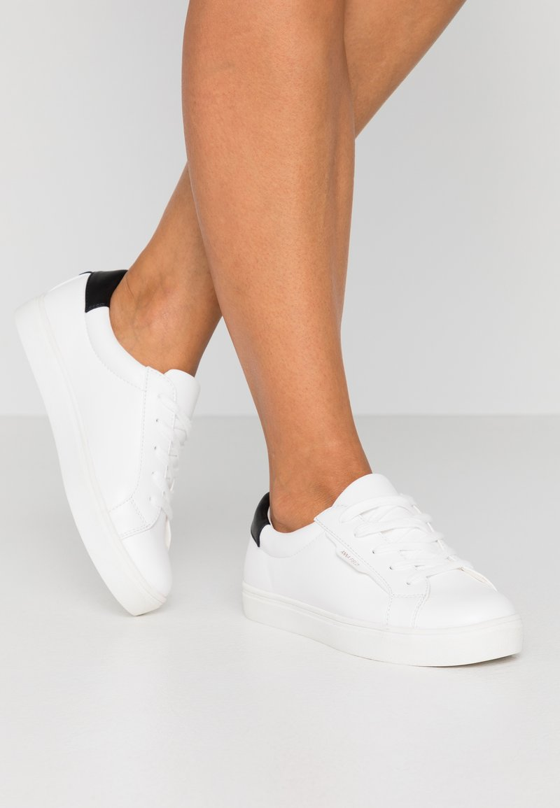 Anna Field - Sneakers laag - black/white