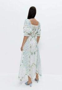 Uterqüe - Maxi dress - white - 2