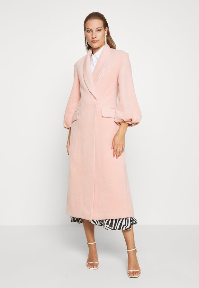 WHY COAT - Manteau classique - blush