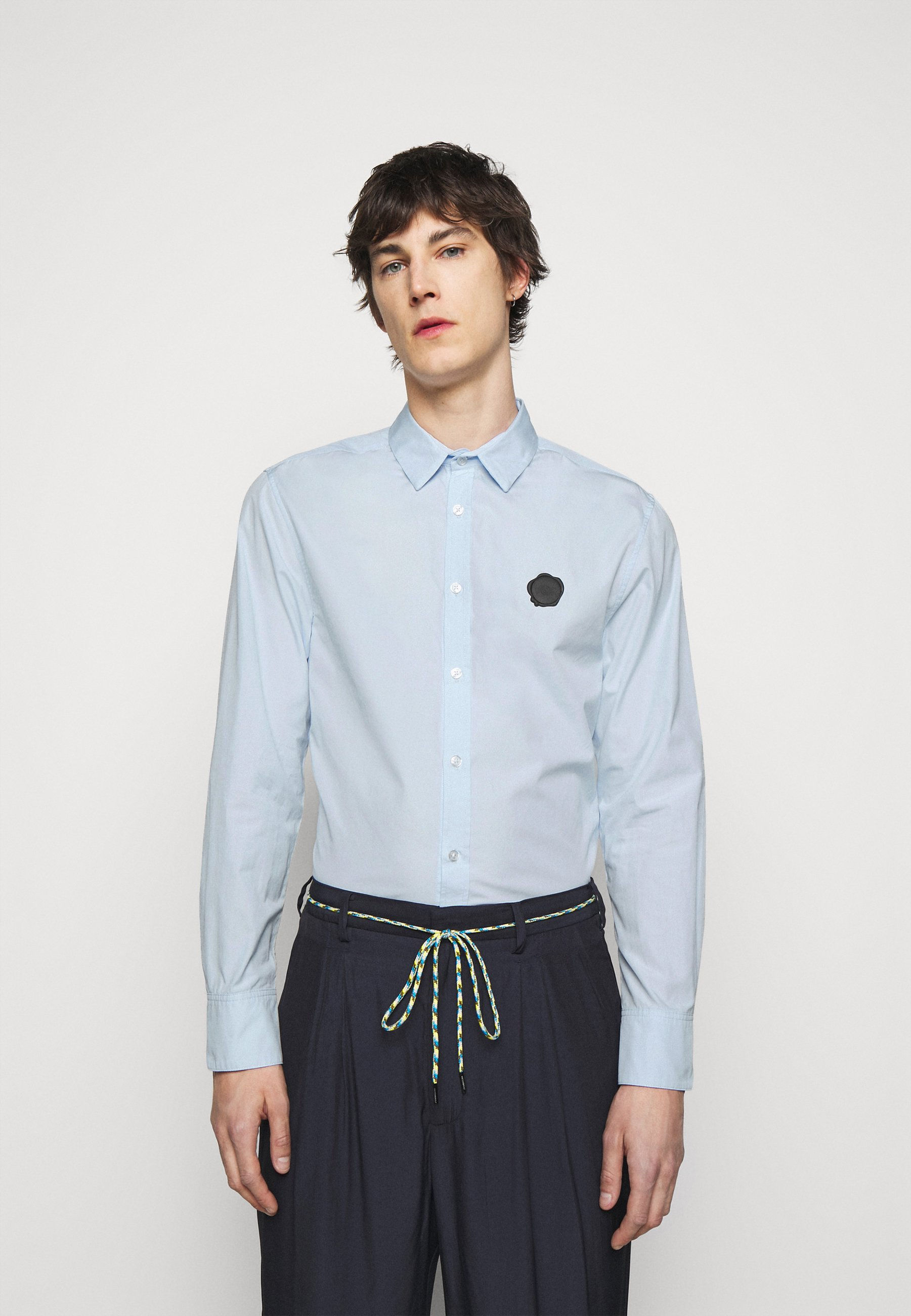 Homme SHIRT WITH RUBBER SEAL - Chemise