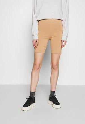 NMLAILA 2 PACK - Shorts - praline