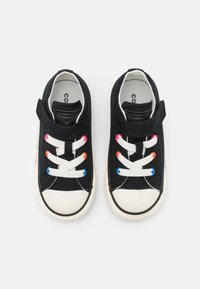 Converse - CHUCK TAYLOR ALL STAR MY STORY - Sneakers laag - black/hyper pink/egret - 3