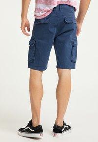 Mo - Shorts - blau - 2