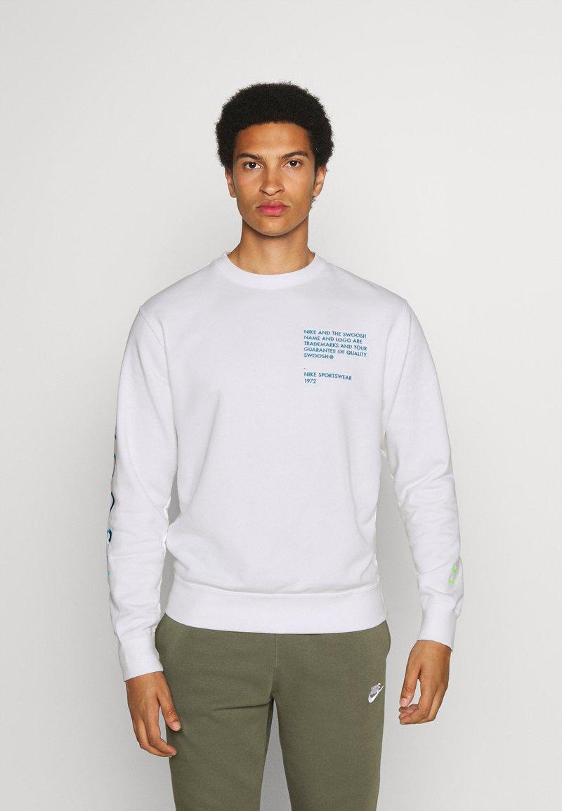Nike Sportswear - CREW - Mikina - white
