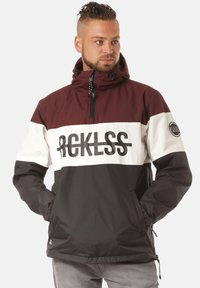 Young and Reckless - Windbreaker - red - 0