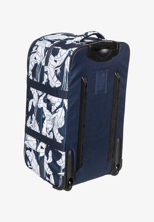 ROXY™ IN THE CLOUDS 87L - GROSSER KOFFER MIT ROLLEN ERJBL03192 - Valise à roulettes - mood indigo flying flowers s