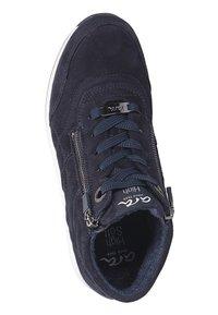 ara - COMFORT - Höga sneakers - blau (05) - 1