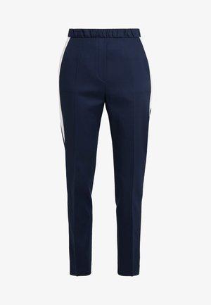 HERANI - Kalhoty - open blue