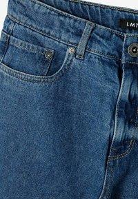 LMTD - Straight leg -farkut - dark blue denim - 3