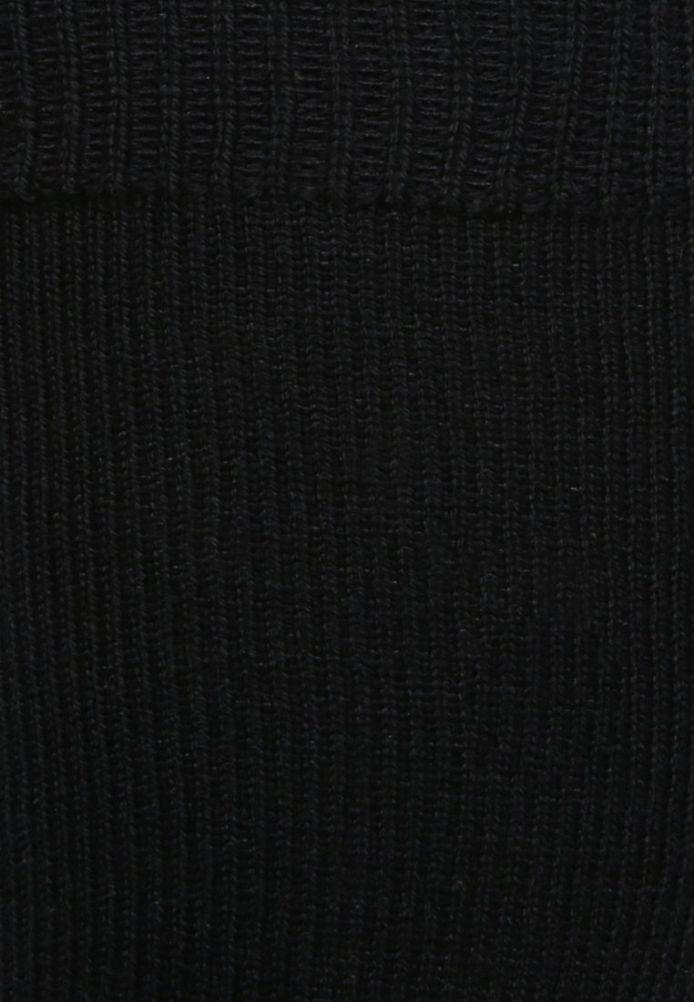 Falke Comfort Wool - Knee High Socks Black