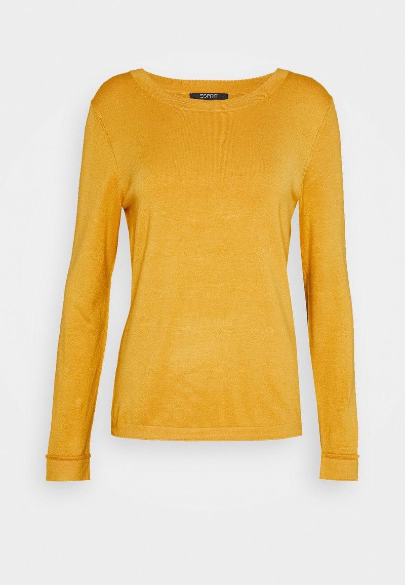 Esprit Collection - Jumper - honey yellow