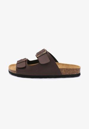 Sandalen - marrón