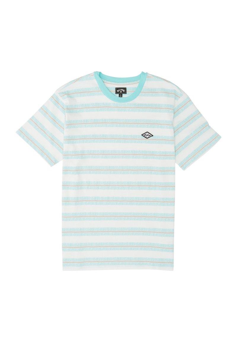 Billabong - COMBERS  - Print T-shirt - snow