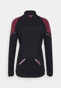 Dynafit - ALPINE WARM - Soft shell jacket - beet red - 1