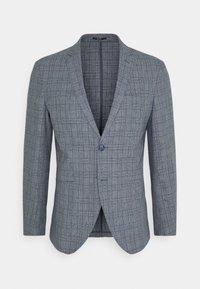 Jack & Jones PREMIUM - JPRRAY CHECK - Suit jacket - grey melange - 0