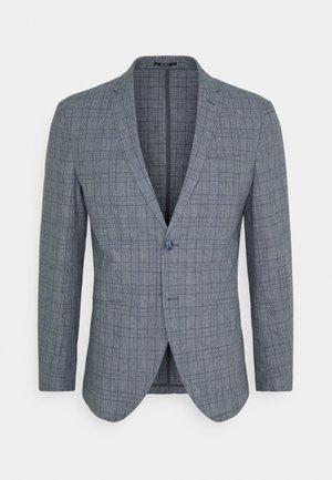 JPRRAY CHECK - Giacca elegante - grey melange