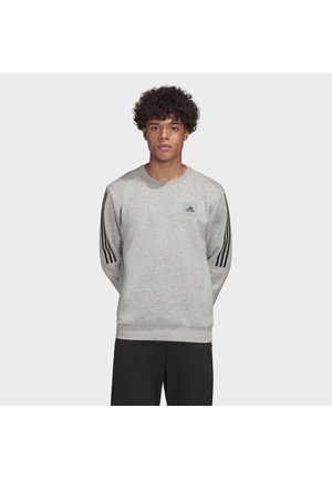 MUST HAVES FLEECE CREW SWEATSHIRT - Sweatshirt - grey
