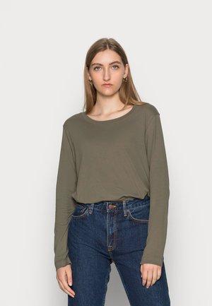 STANDARD TEE  - Long sleeved top - kalamata