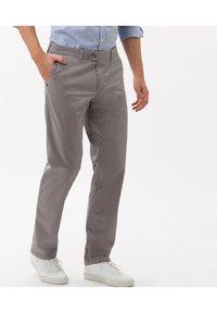 BRAX - STYLE JIM S - CHINO - Trousers - grey - 2