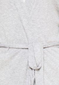 LingaDore - KIMONO - Dressing gown - grey - 2
