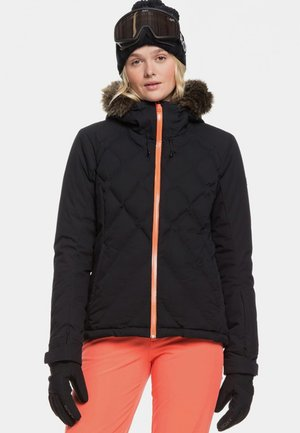 BREEZE  - Snowboard jacket - true black