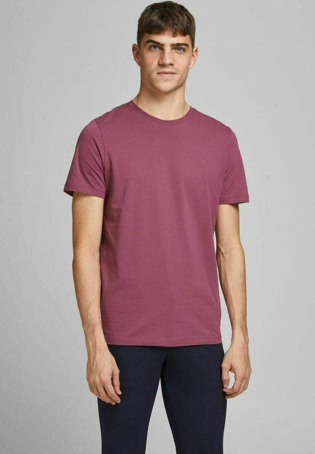 JJEORGANIC - T-shirt basic - hawthorn rose
