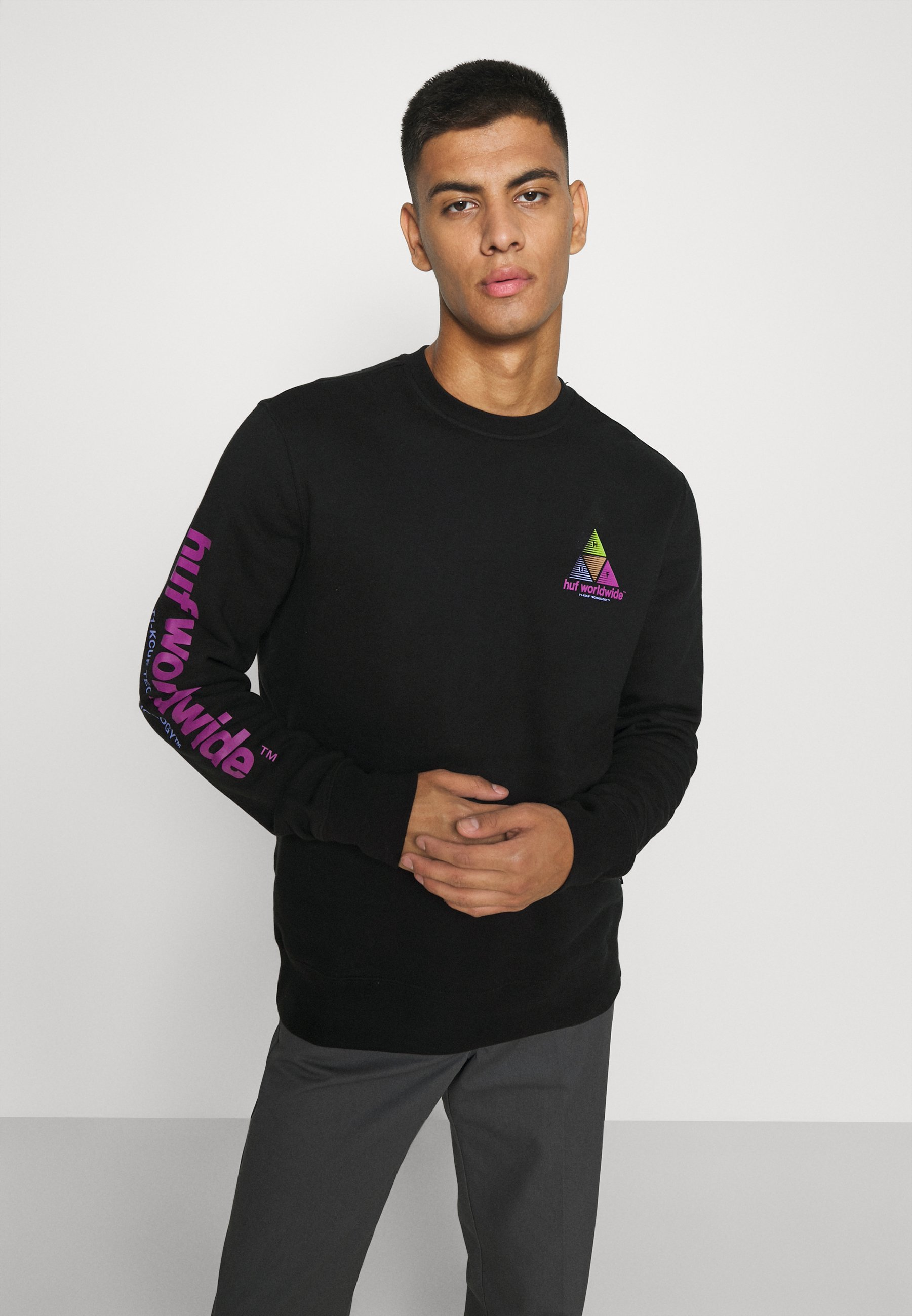 Homme PRISM CREWNECK - Sweatshirt