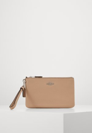 SMALL WRISTLET - Clutch - taupe