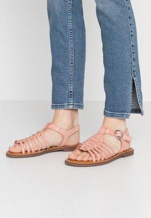 LUCIA - Sandals - nude