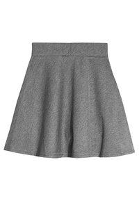 Next - A-line skirt - grey - 1