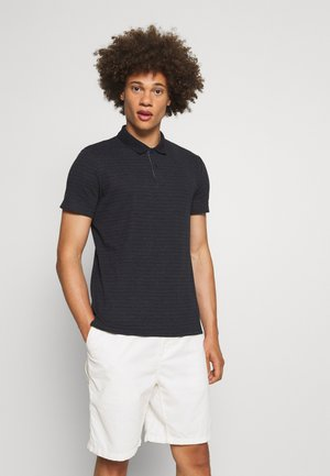 JPRBLUPATTERN - Polo shirt - dark grey melange