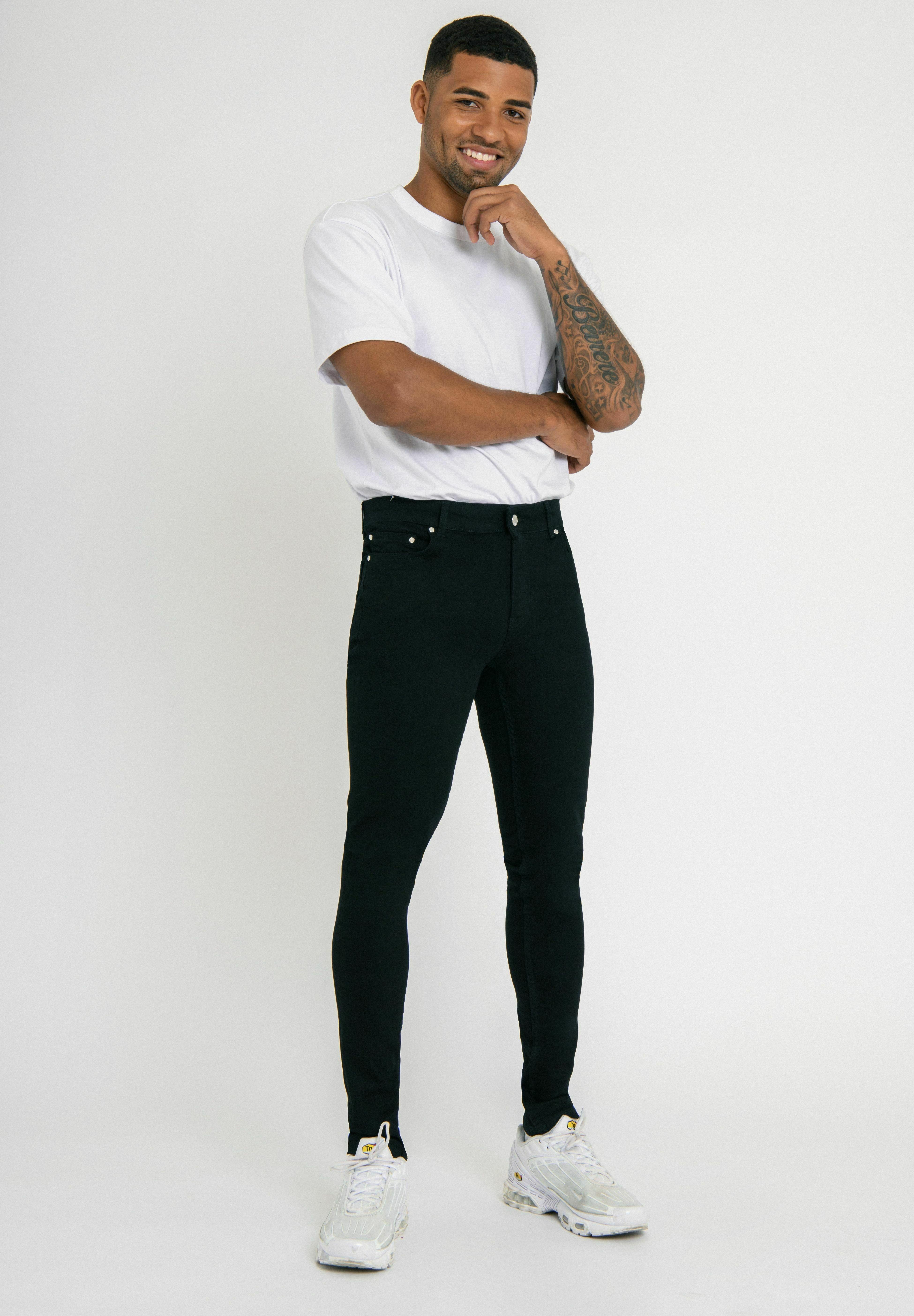 Uomo SKINNY JEANS - Jeans Skinny Fit