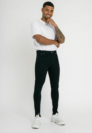SKINNY JEANS - Jeans Skinny Fit - black