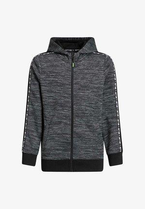 SALTY DOG - Zip-up hoodie - dark grey
