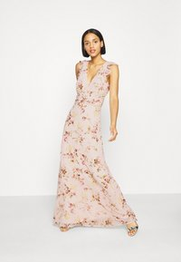 Nly by Nelly - GORGEOUS FRILL GOWN - Maxi dress - multicolor - 1