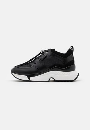 AVENTUR LUX MIX LACE SHOE  - Trainers - black