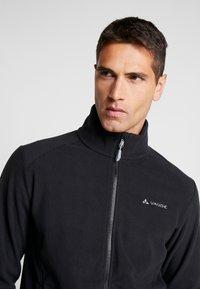 Vaude - MENS ROSEMOOR JACKET - Fleece jacket - black - 3