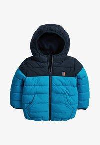 Next - Winter jacket - light blue - 0