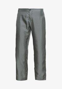 ASCENO - THE ANTIBES - Pantaloni del pigiama - agave wave - 3