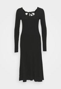 Samsøe Samsøe - HAZEL DRESS - Freizeitkleid - black - 0