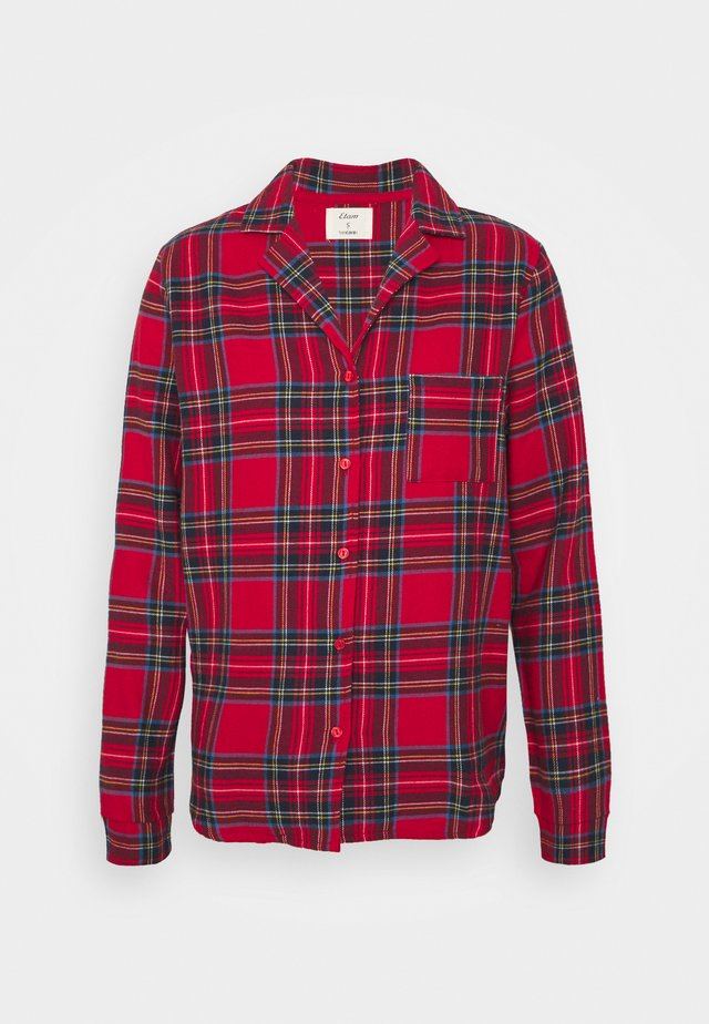 ODILE CHEMISE  - Maglia del pigiama - rouge