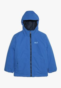 Jack Wolfskin - ARGON STORM JACKET KIDS - Outdoor jacket - coastal blue - 3