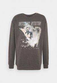 RETHINK Status - CREWNECK UNISEX - Sweatshirts - iron - 0